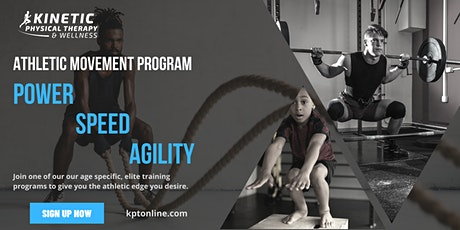 Athletic Movement Program: Level 1 tickets