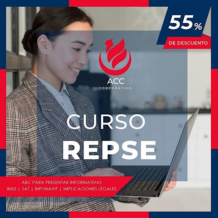 Imagen de CURSO REPSE  ABC  PARA LA PRESENTACIÓN DE INFORMATIVAS