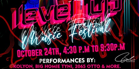 Level Up Music Festival tickets