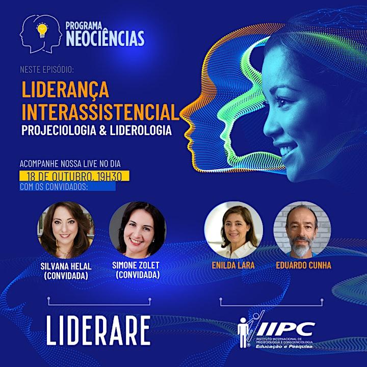 Imagem do evento Neociências: Liderança Interassistencial (IIPC & LIDERARE)