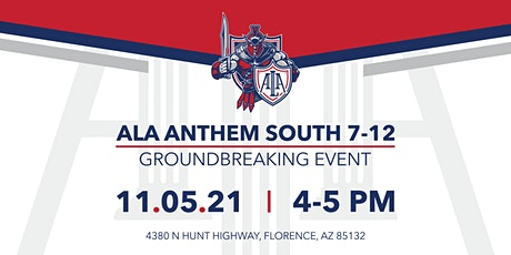 ALA Anthem Groundbreaking Ceremony tickets