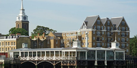 Walking Tour - Gravesend and Tilbury - A Walk in Kent and Essex tickets