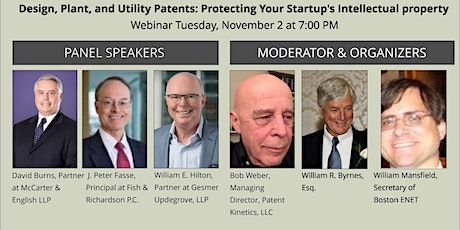 Design, Plant, and Utility Patents: Protecting Your Startup's Intellectual Tickets