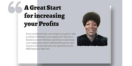 HR/Employee Retention Q&A 101 tickets