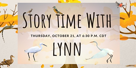 Story Time with Lynn - the story of a great egret rescue tickets