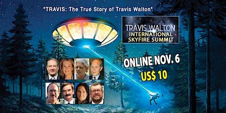 TRAVIS WALTON INTERNATIONAL SKYFIRE SUMMIT billets