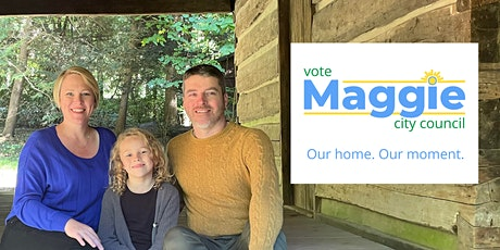 In Person Kickoff- Maggie for City Council tickets