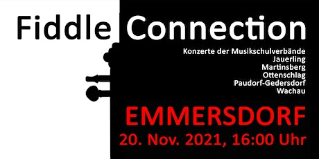 Fiddle Connection 2021 - Emmersdorf tickets