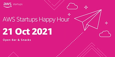 AWS Startups Happy Hour tickets