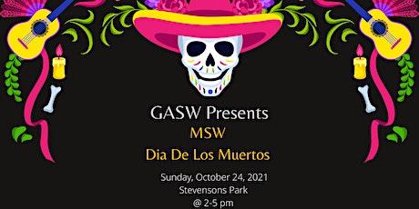 MSW Dia De Los Muertos event tickets
