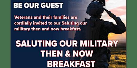 "Gwinnett GOP Breakfast ""Saluting Our Military"" tickets"