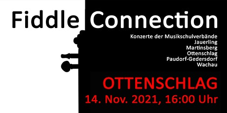 Fiddle Connection 2021 - Ottenschlag Tickets