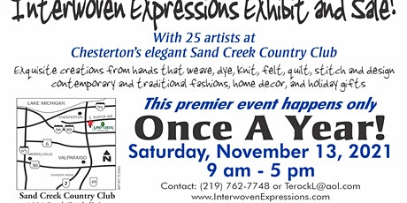 Interwoven Expressions 2021 tickets