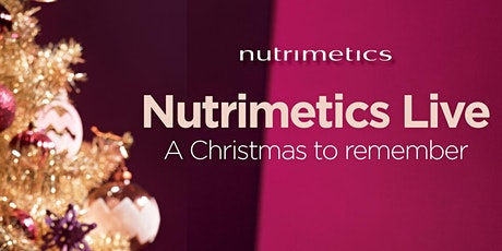 Nutrimetics Christmas Event- Tauranga tickets