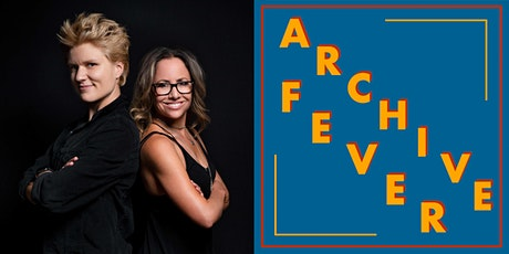 Archive Fever podcast series 3 launch tickets