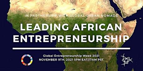 Leading African Entrepreneurship tickets