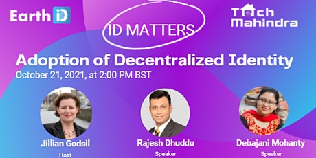ID Matters - Adoption of Decentralized Identity tickets