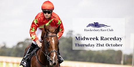 Raceday: Thursday 21st October tickets