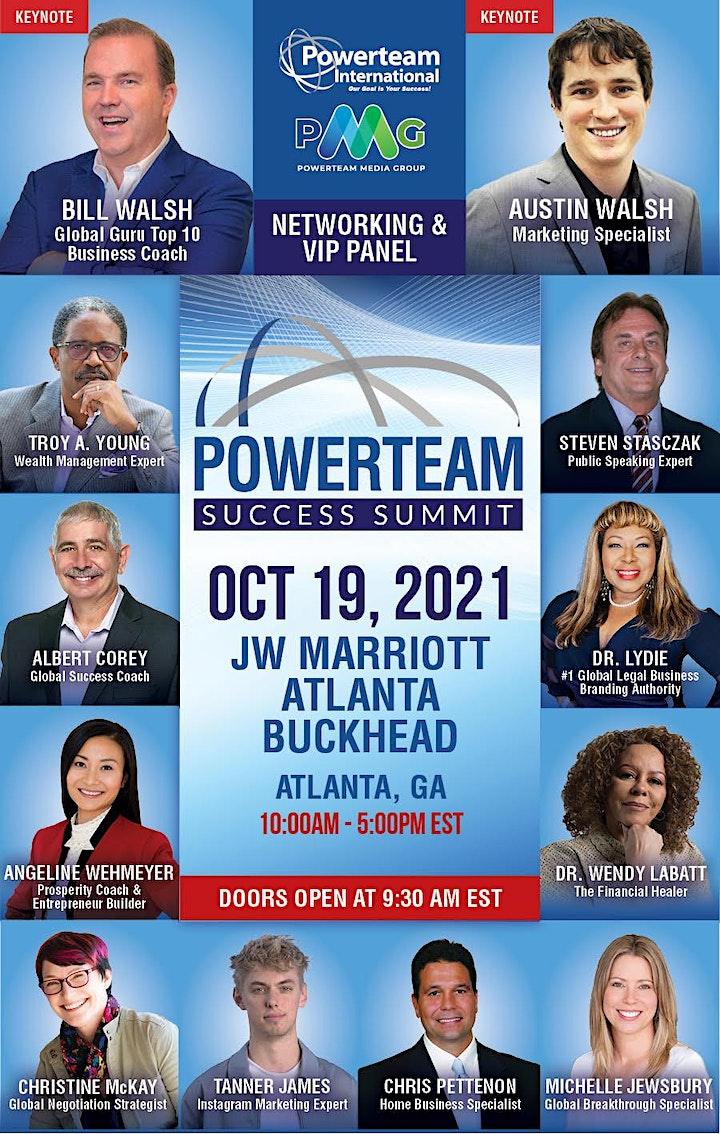 Powerteam Success Summit Atlanta image