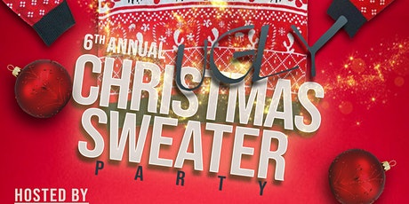 6th Annual Ugly Christmas Sweater Party! tickets