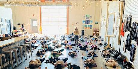 Yoga with a Pint! tickets