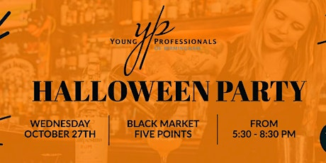 YP Halloween Party tickets