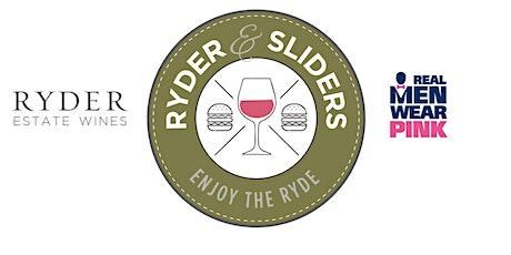 Ryder & Sliders tickets