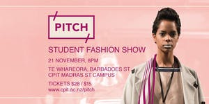 CPIT PITCH Fashion Show