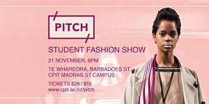 CPIT PITCH Fashion Show