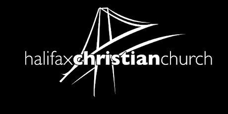 Halifax Christian Church In-person 11:00 a.m. Service tickets