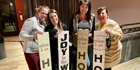 Pints and Paint Porch Sign Class tickets
