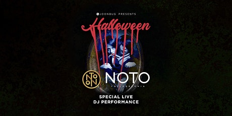 NOTO Philadelphia's Official Halloween Party Presented by Joonbug.com tickets