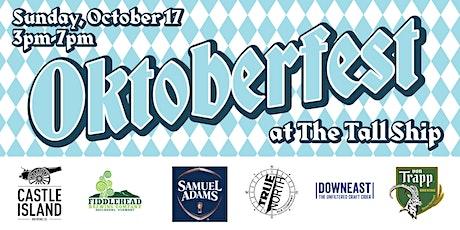 Oktoberfest on the Pier! tickets