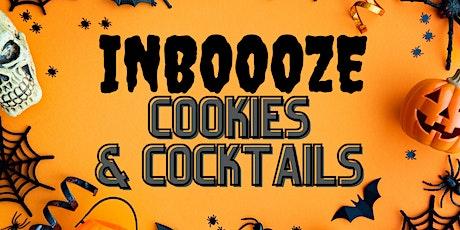 InBoooze Cookies & Cocktails tickets