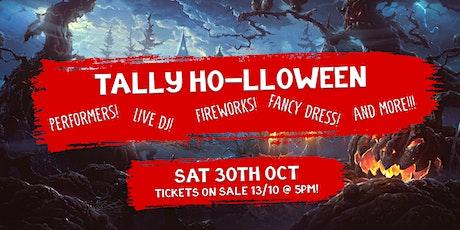 TALLY HO-LLOWEEN tickets