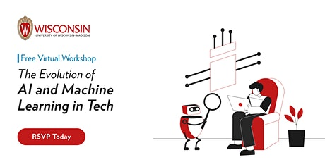 The Evolution of AI and mL in Tech | Data Science & Analytics Workshop tickets