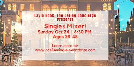 Los Angeles Jewish Singles Mixer tickets