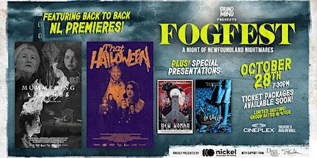 FOGFEST - NL Premiere of MUMMERING LEGENDS / THAT HALLOWEEN + Guests tickets