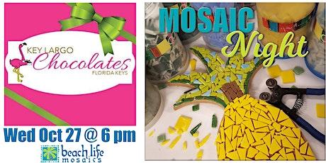 Mosaic Night at Key Largo Chocolates tickets