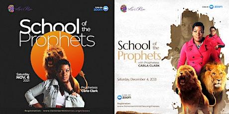 School of the Prophet tickets