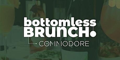 bottomless BRUNCH.  |  October 31, 2021 tickets