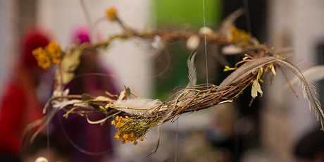 Art Somewhere: Nature Wall Hangings tickets
