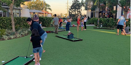 FREE Pop-Up Mini Golf at Ivy Station tickets