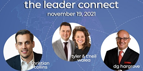 The Leader Connect tickets