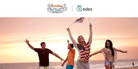 Estude seu colégio nos EUA em um Boarding School ingressos
