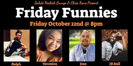 Friday Funnies (October Show) tickets