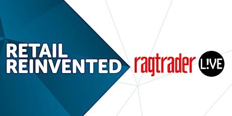 2021 Ragtrader L!VE - Retail Reinvented (webinar series) tickets
