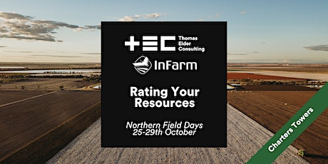 Rating Your Resources – Charters Towers tickets