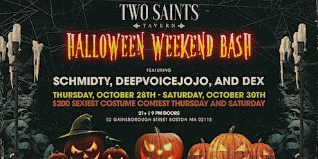 Two Saints Tavern: Halloween Bash tickets