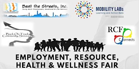 Employment, Resource, Health & Wellness Fair tickets